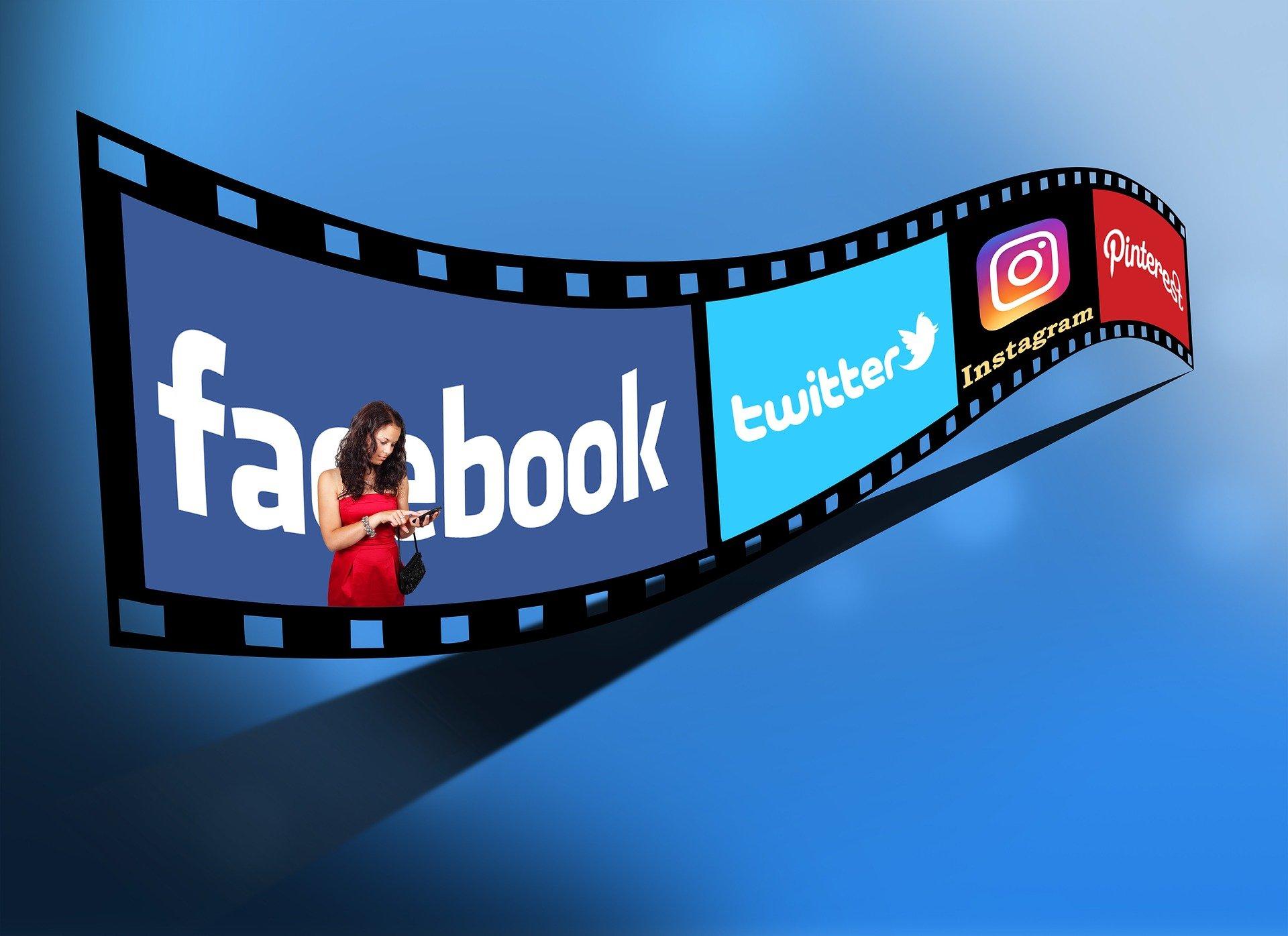 create social media video ads